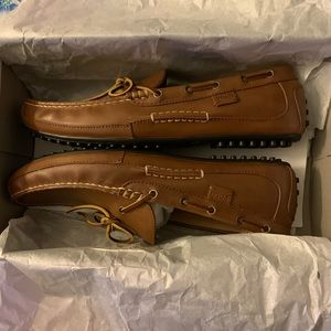 Polo Ralph Lauren Mens Loafers/Divers